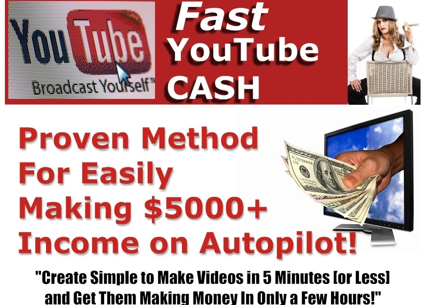 Fast youtube cash