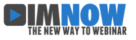 imnow the new way to webinar