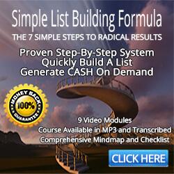 simple list building formula