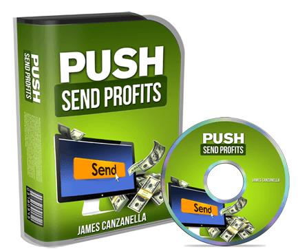 push send profits