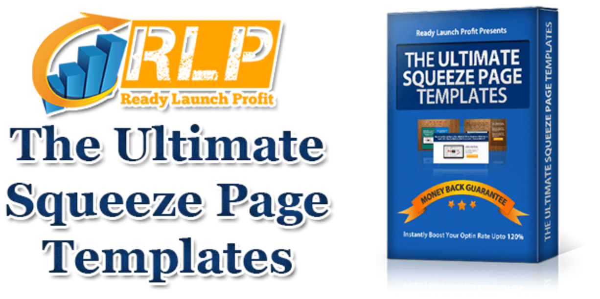 the ultimate squeeze page templates