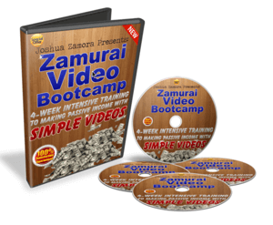 zamurai video bootcamp