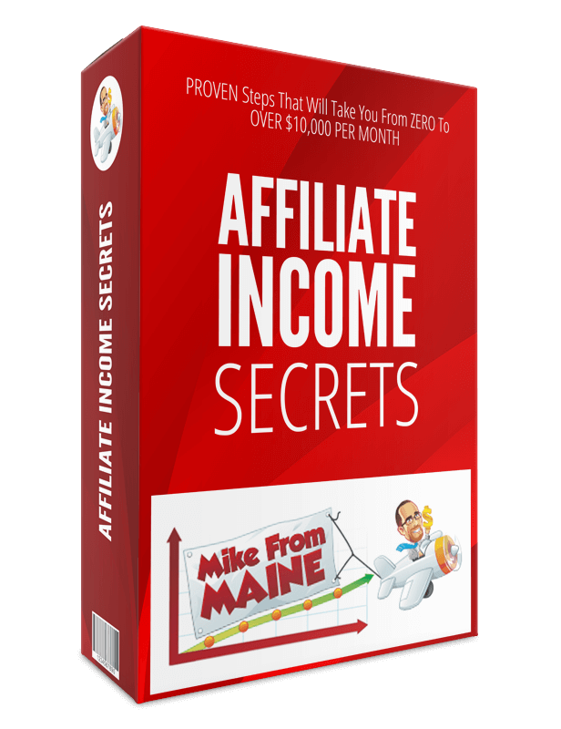 Secret Income: Affiliate Residual Income Learn Marketing ...