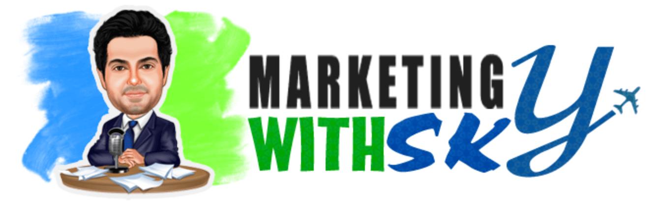marketing with sky