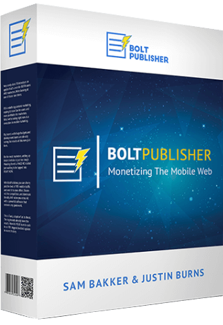 Bolt Publisher review